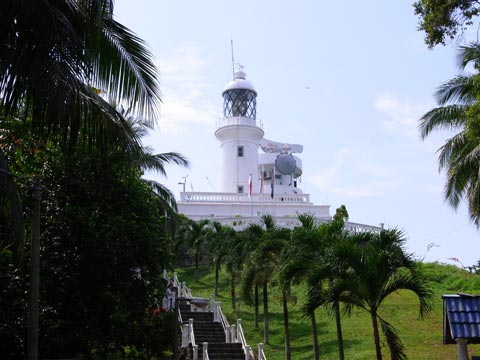 Tanjung Tuan lighthouse