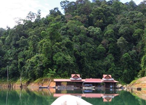Sungai Petang ranger outpost