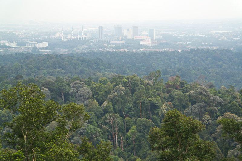 Bukit Sapu Tangan at TBNSA