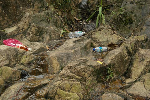 Gunung Pulai rubbish problem