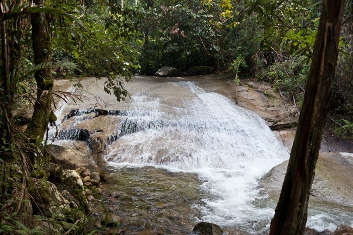 Lata Berembun mid tier cascade
