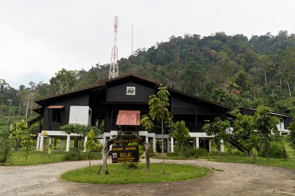 Endau Rompin Base Camp